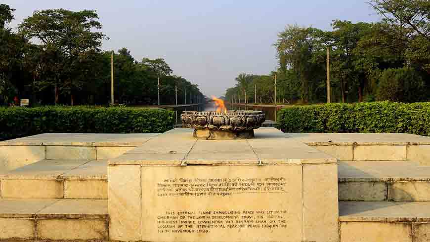 Eternal Peace Flame