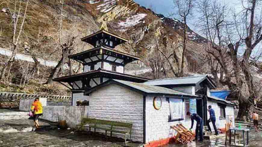 Muktinath Package